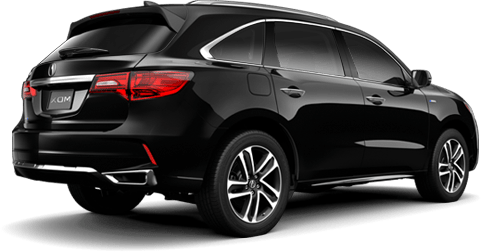 new 2017 acura mdx sport hybrid sh awd with advance package sport utility in bridgewater 70295. Black Bedroom Furniture Sets. Home Design Ideas