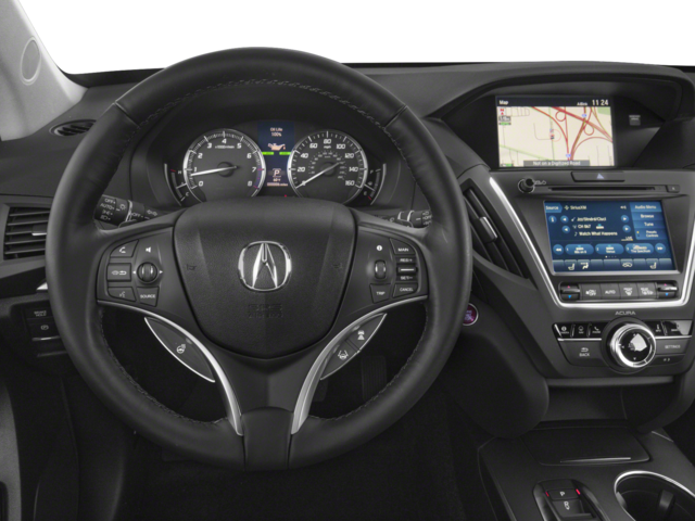 New Acura MDX SHAWD With Advance Package Sport Utility In - Acura mdx navigation