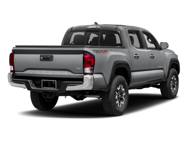 New 2018 Toyota Tacoma Trd Off Road V6 Truck In Bozeman