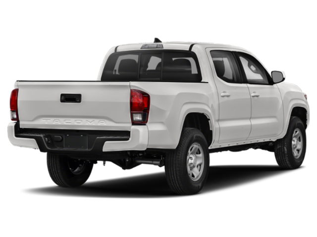 New 2019 Toyota Tacoma 2WD SR5 SR5 Double Cab 5' Bed I4 AT