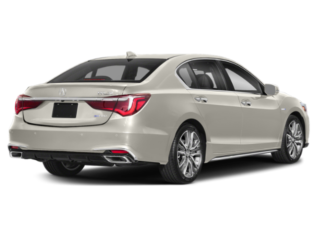 New 2019 Acura RLX Sport Hybrid w/Advance Pkg