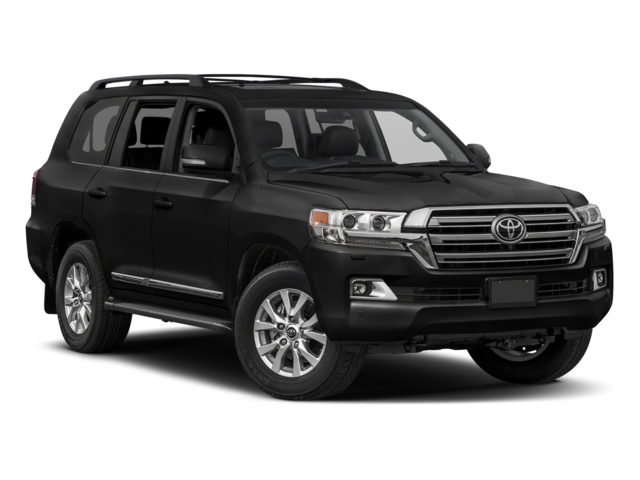 New 2017 Toyota Land Cruiser 4wd Suv V8 Sport Utility In Alvin Of