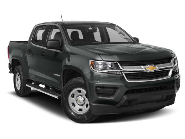 New 2019 Chevrolet Colorado 4WD LT 4WD