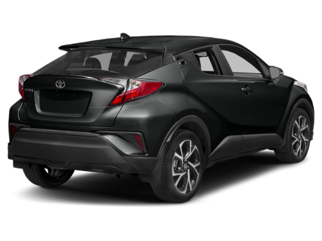 New 2019 Toyota C-HR Limited FWD (Natl)