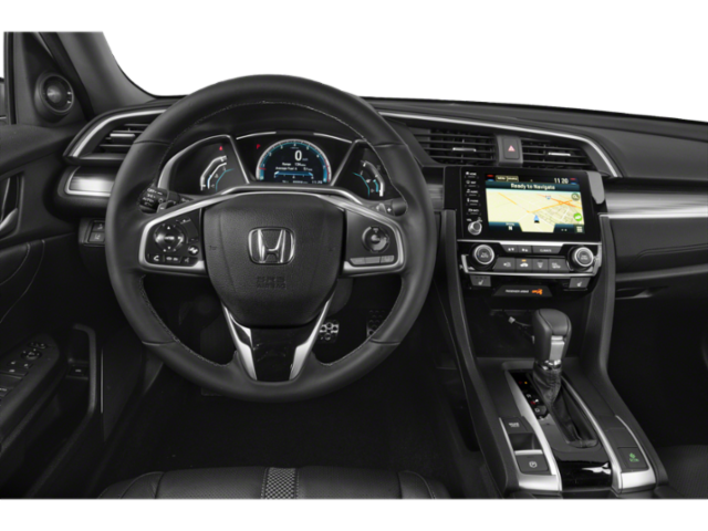 Demo 2019 Honda Civic Sedan Touring CVT
