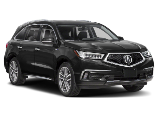 New 2019 Acura MDX Sport Hybrid w/Advance Pkg