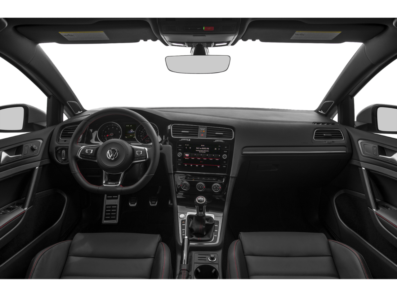 New 2019 Volkswagen Golf GTI Rabbit Edition