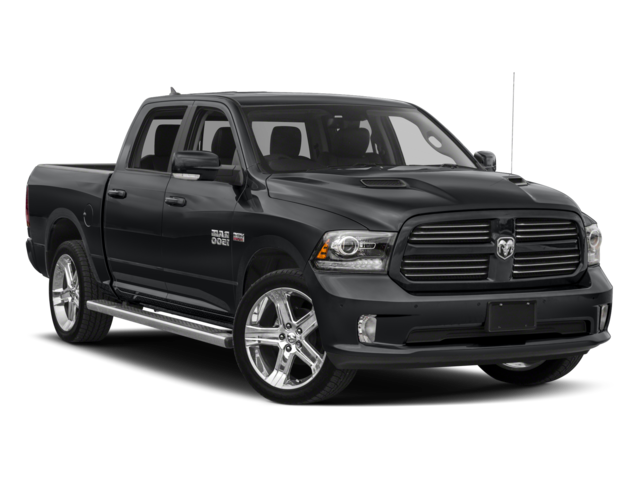 Findlay Nissan Post Falls >> New 2017 Ram 1500 Sport 4D Crew Cab in Post Falls #D170371 | Findlay Auto Post Falls