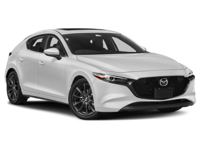 New 2019 Mazda3 Hatchback Premium