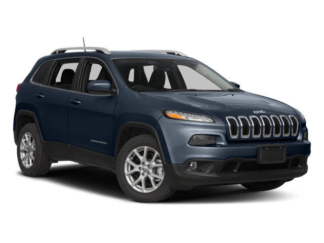 Pre-Owned 2016 Jeep Cherokee 4WD 4dr Latitude