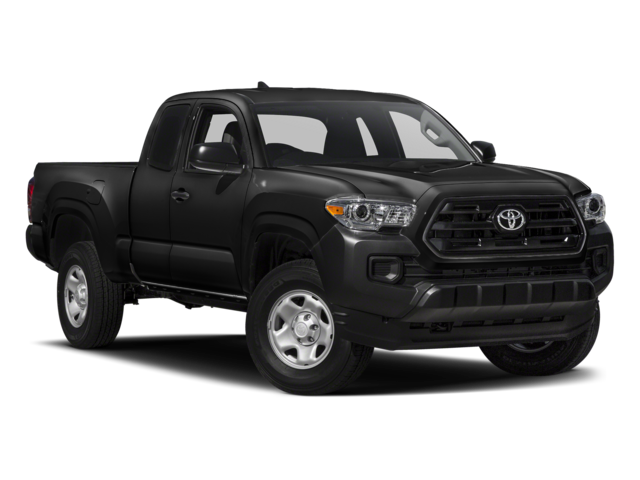 New 2018 Toyota Tacoma Sr 4d Access Cab In Culver City