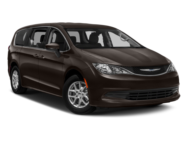 New 2018 Chrysler Pacifica Lx Fwd Mini Van Passenger In