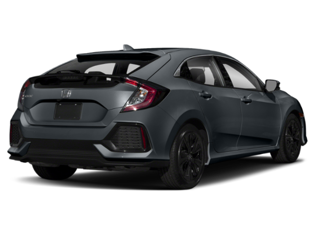 New 2019 Honda Civic Hatchback EX-L Navi CVT