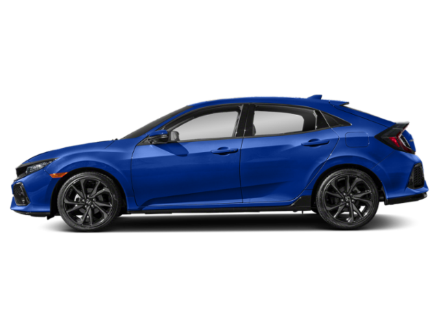 Demo 2019 Honda Civic Hatchback Touring MT