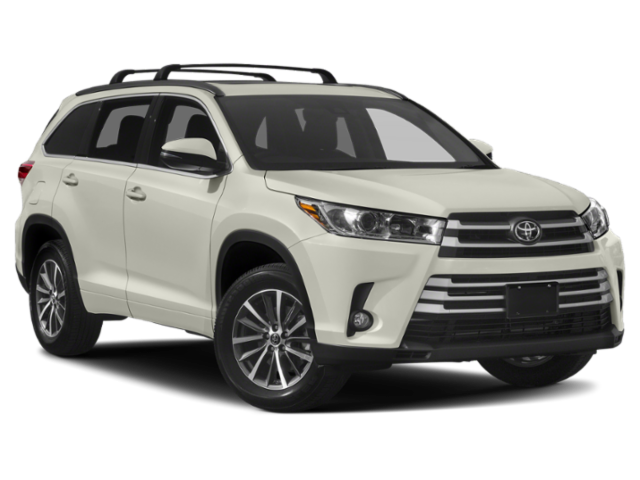 Stock #: 38183 White 2019 Toyota Highlander XLE 4D Sport Utility in Milwaukee, Wisconsin 53209