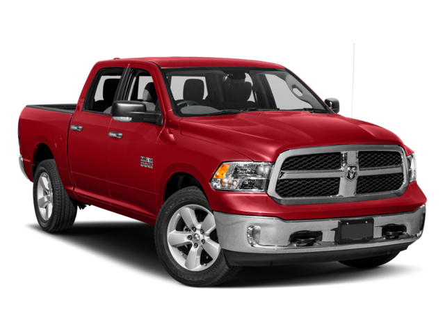 New 2018 Ram 1500 Big Horn Crew Cab In Plano 2055