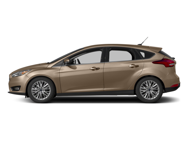 New 2018 Ford Focus Titanium 4d Hatchback In Elk River