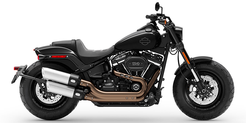 New 2019 Harley-Davidson Fat Bob 114