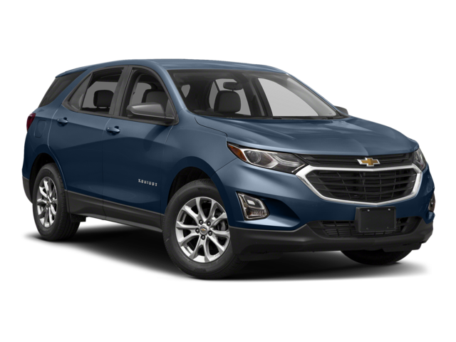 Lease a New 2018 Chevrolet Equinox LS FWD