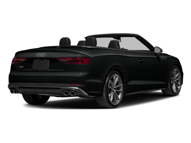 New 2018 Audi S5 Cabriolet Prestige Convertible in #JN015755 ...