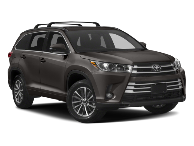 New 2018 Toyota Highlander Xle V6 Awd Sport Utility In