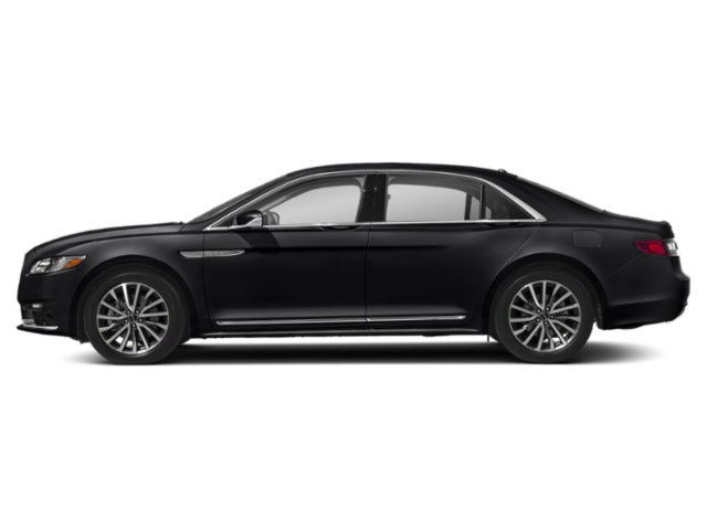 New 2019 Lincoln Continental Livery
