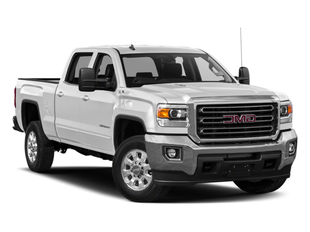 New 2018 gmc sierra 2500hd sle 4d crew cab in comanche for Bayer ford motor company