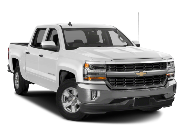 New 2018 Chevrolet Silverado 1500 LT 4D Crew Cab in Paris ...