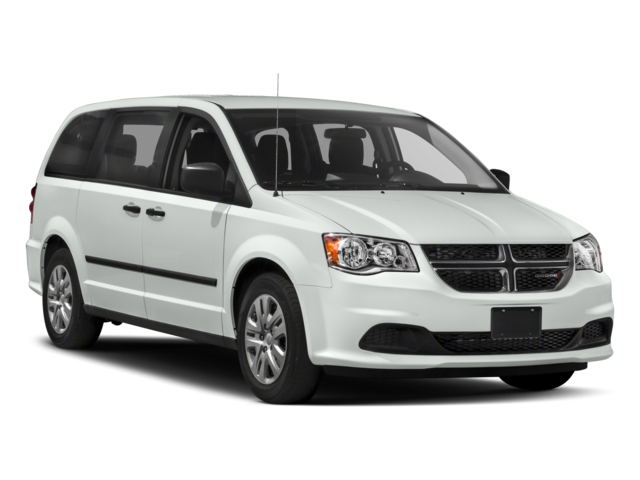 New 2018 Dodge Grand Caravan Se Wagon Mini Van Passenger