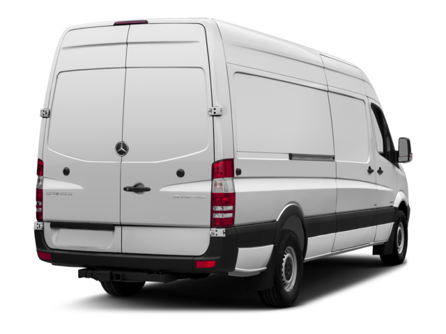 New 2017 Mercedes-Benz Sprinter Cargo Van Cargo 170 WB