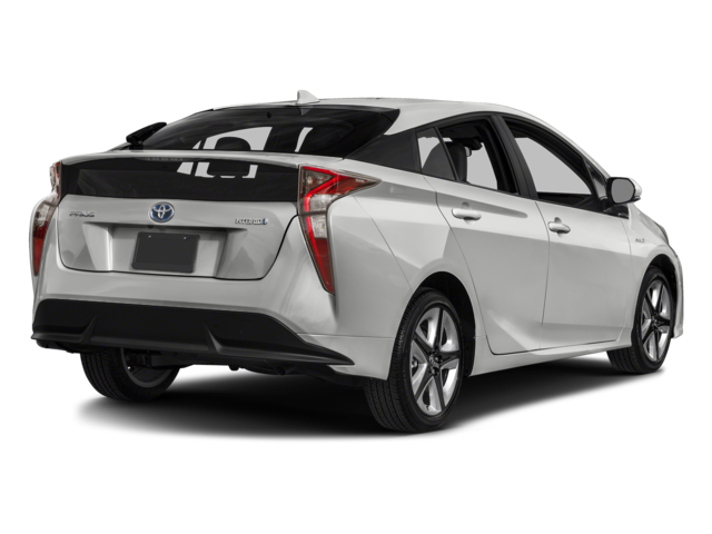 New 2018 Toyota Prius Three Touring 4dr Car In Redlands