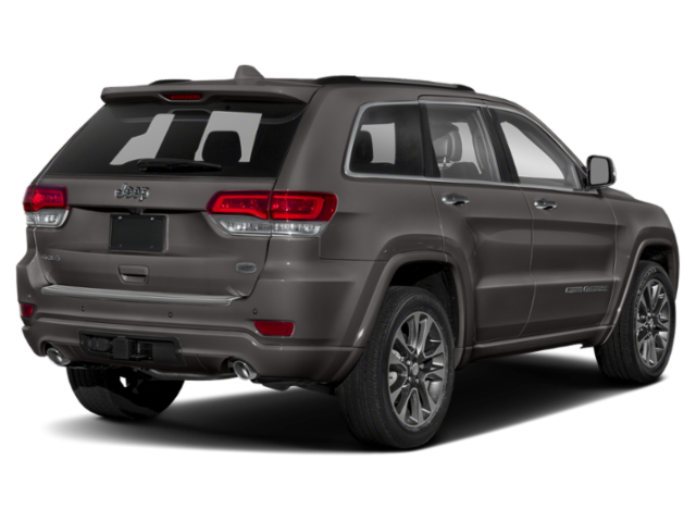 Jeep Grand Cherokee Overland >> New 2019 Jeep Grand Cherokee Overland 4x2