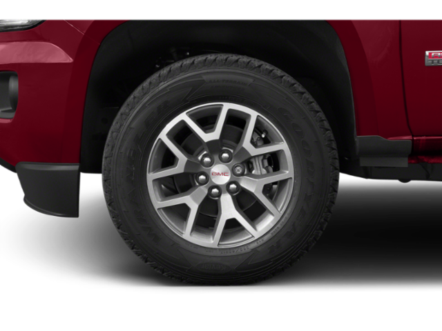 New 2020 GMC Canyon All Terrain