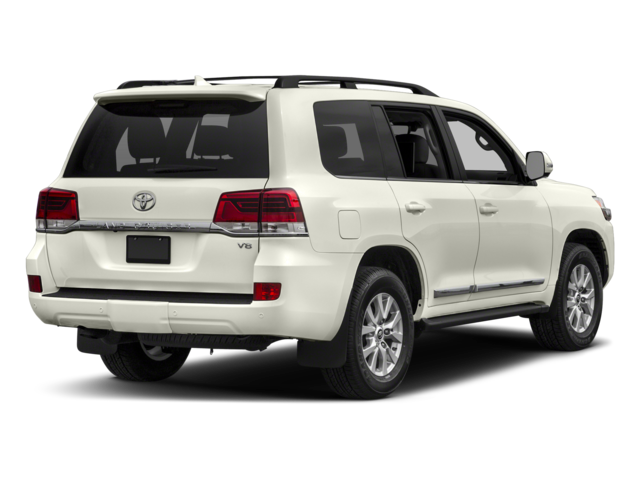 New 2018 Toyota Land Cruiser Base 4d Sport Utility In