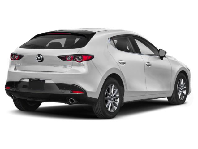 New 2019 Mazda3 Sedan Preferred