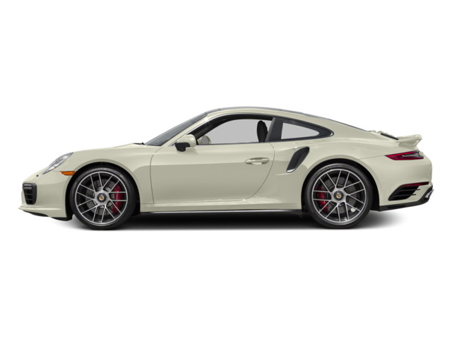 New 2017 Porsche 911 Turbo
