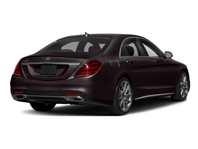 New 2018 Mercedes Benz S Class S 450 Sedan In Escondido