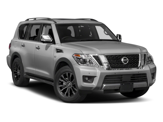 New 2018 Nissan Armada Platinum With Navigation & 4WD