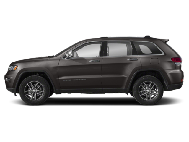 New 2019 Jeep Grand Cherokee Limited 4x4 Trailer Tow Group IV, Luxury Group