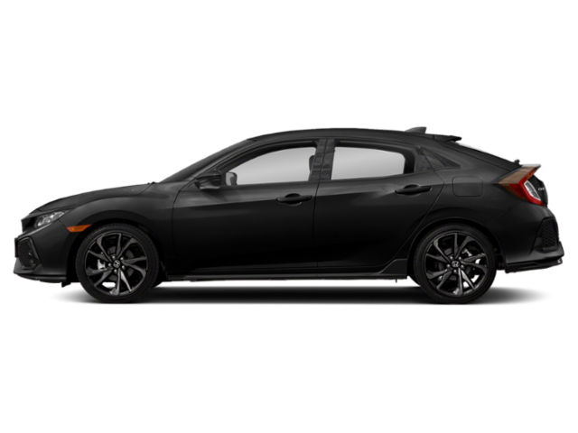 New 2018 Honda Civic Hatchback Sport CVT