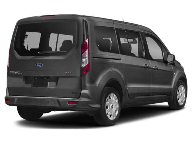 New 2019 Ford Transit Connect Wagon TITANIUM LWB W/REAR LIFTG