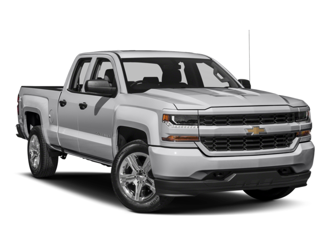 New 2018 chevrolet silverado 1500 4wd double cab 143 5 for Shelor motor mile chevy
