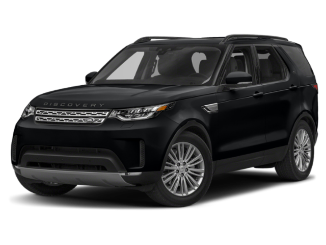 New 2019 Land Rover Discovery Se V6 Supercharged Suv In