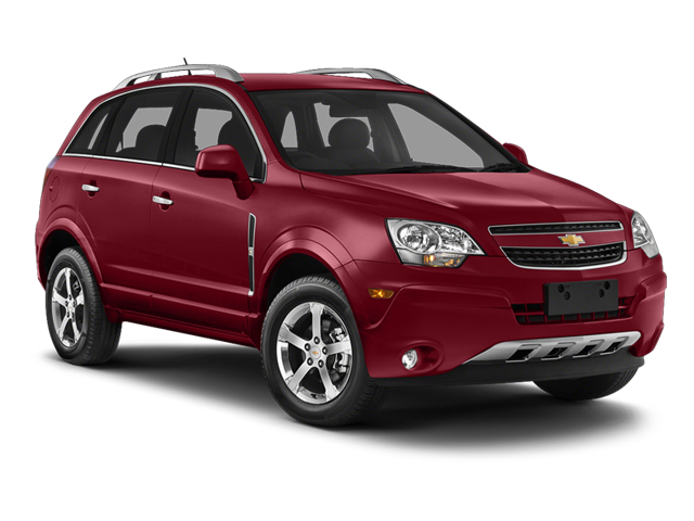 Pre-Owned 2014 Chevrolet Captiva Sport LT
