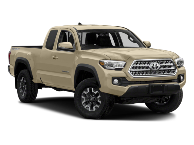 New 2018 Toyota Tacoma Trd Off Road Access Cab In