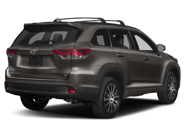 New 2019 Toyota HIGHLANDER SE - V6 AWD