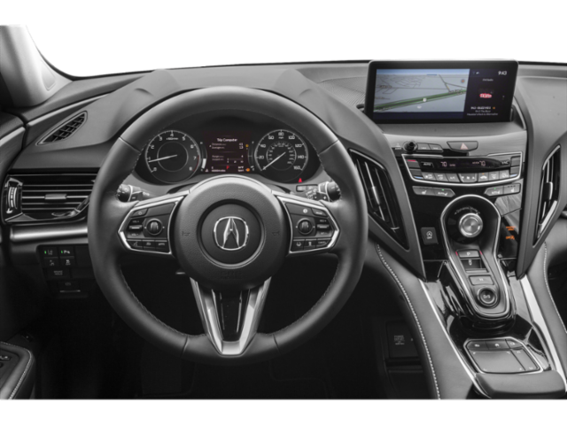 New 2019 Acura Rdx With Technology Package Suv In Gaithersburg