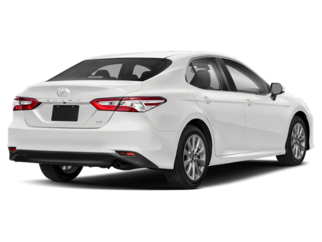 New 2019 Toyota CAMRY 4-DOOR LE SEDAN