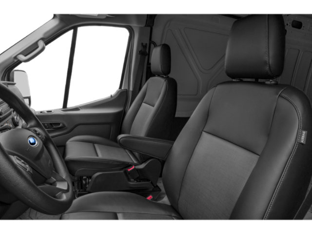 FRONT SEAT COVERS SINGLE//SINGLE BLACK 275 FORD TRANSIT CUSTOM M SPORT 2013