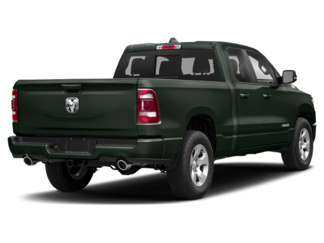 New 2019 Ram 1500 Big Horn Quad Cab | Heated Seats and Steering Wheel | Sunroof | Remote Start